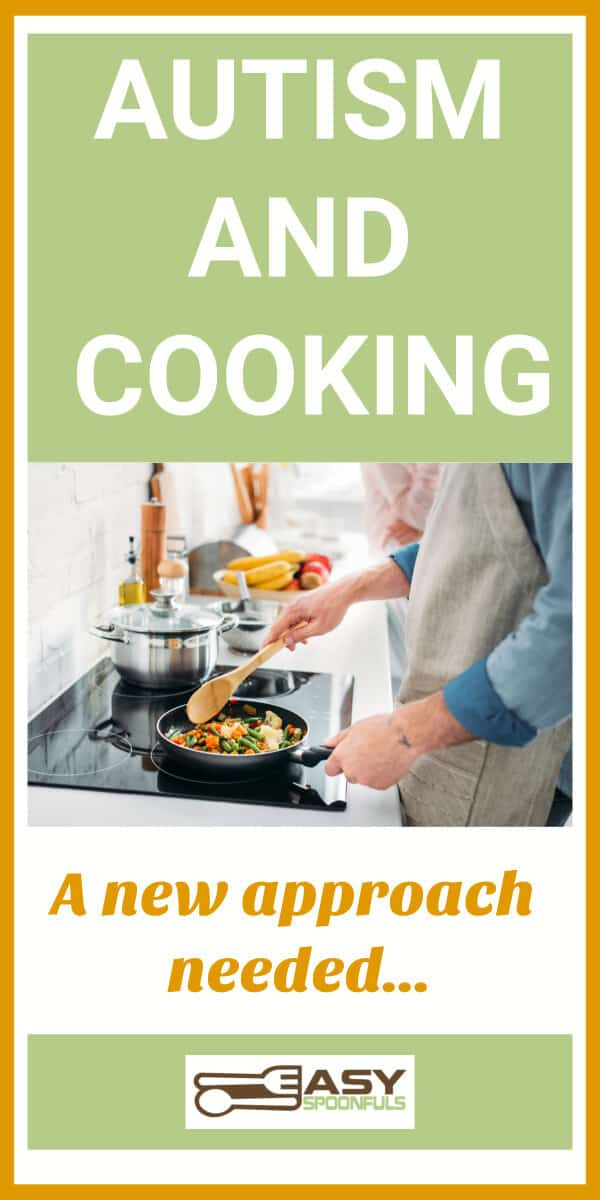 Those on the Autistic spectrum can excel when given precise and straightforward instructions.  In order to build their confidence and self esteem I explain how this new recipe system can help to eliminate the confusion and frustration when learning to cook homemade meals and bakes.